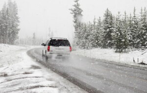 Las 10 mejores prácticas para conducir en invierno