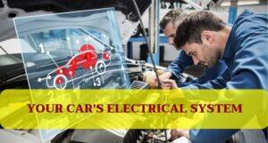 ¿Cómo funcionan los sistemas eléctricos de un automóvil??