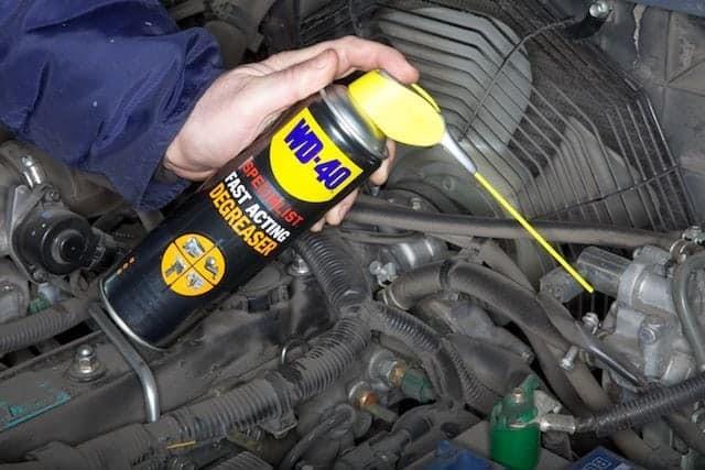 Cómo limpiar un motor correctamente