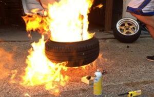 Cómo estirar los neumáticos: ¿es seguro?