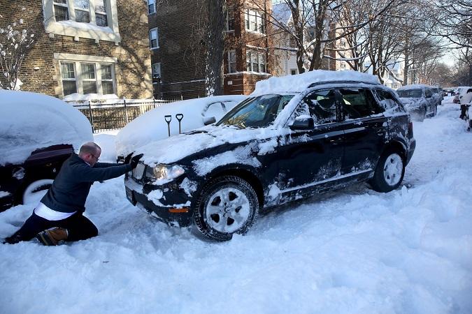 Cómo preparar su automóvil en invierno: prepárese para el invierno