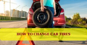 Cómo cambiar los neumáticos del automóvil con pasos simples?
