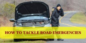 Consejos rápidos sobre cómo abordar las emergencias viales