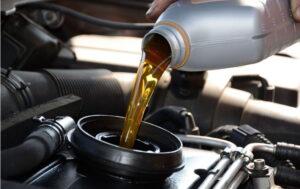 Lo que causa alta presión y tratamiento del aceite