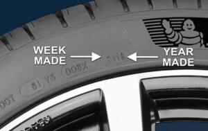 Cosas que debe saber sobre la edad de sus neumáticos